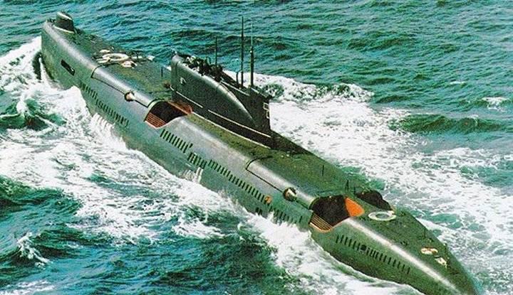 651 лодка