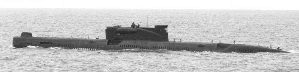 дизельная лодка 651 проекта